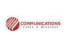 Medien Logo, Kommunikation Logo