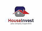 Ö, Haus Logo, Immobilien Logo