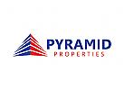 Pyramiden Logo, Makler Logo