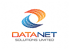 Ö, Technologie Logo, Daten Logo, Netz Logo