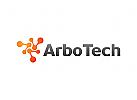 Ö, Dreieck Logo, Software Logo, Technologie Logo