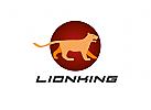 Zeichen, Signet, Logo, Löwe, Lion