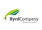 Logo Vogel, Flügel, Singvogel, Vogelschutz, Umweltschutz