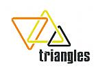 Drei Dreiecken Logo