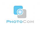 Zeichen, Signet, Logo, Camera, Photo, Company, Fotostudio, Fotograf