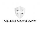 Logo, Schild, Wappen, Crest, Schutz, Versicherung, Steuerberater, Rechtsanwalt