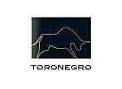 Logo, Stier, Tier, Bulle, Toro, Restaurant, Finanzen, Geld, Stärke, Ausadauer
