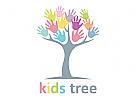 Kinder Baum