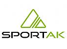Schuh Dreieck, Pyramide, Triangle Logo, Sport Logo, Sportschuhe
