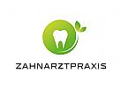 Zähne, Zahnärzte, Zahnarztpraxis, Zahnarzt, Zahn, Logo, Naturheilkunde