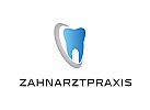 Zähne, Zahnärzte, Zahnarztpraxis, Zahnarzt, Zahn, Logo, Elipse