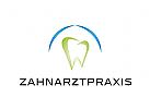 Zähne, Zahnärzte, Zahnarztpraxis, Zahnarzt, Zahn, Logo, Schutz, Schirm