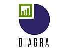 Diagramme, Diagram, Werk, Industrie, Partition Logo