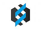 Zeichen, Signet, Logo, Abstrakt, Helix