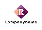 Zeichen, Signet, Logo, Buchstabe, R