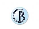 Logo, Signet, Initiale C, B