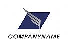 Zeichen, Signet, Logo, Flügel