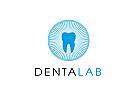 Zähne, Zahnärzte, Zahnarztpraxis, Zahnarzt, Zahn, Zahnmedizin, Logo, Dentallabor, Strahlen