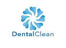 Zähne, Zahnärzte, Zahnarztpraxis, Zahnarzt, Zahn, Zahnmedizin, Logo,Rose