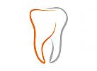 Zähne, Zahnärzte, Zahnarztpraxis, Zahnarzt, Zahn, Zahnmedizin, Logo, Zeichnung