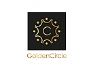 Zeichen, Signet, Logo, Gruppe, Menschen, Zirkel, Kreis, Quadrat, Gold