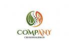 Ö Orthopäde, Chiropraktiker, Physiotherapie, Osteopathie, Rücken Logo