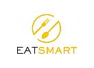 Essen Logo, Restaurant Logo, Küche Logo, Catering Logo