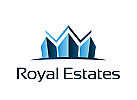 Zeichen, Signet, Logo, Immobilie, Haus, Real Estate, W