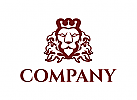 Krone Logo, König Logo
