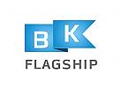 Zeichen, Signet, Logo, Flagge, Fahne, Buchstaben, Letter