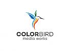 Ö Vogel, Marketing, Medien, Bunt, Logo