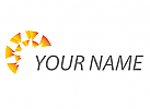 Zeichen, Skizze, Sonne, Stern, Energie, Solar, Logo