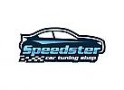 Auto, Autowerkstatt, Auto-Tuning Logo