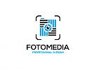 Zoom, Fotografie, Kamera, Fotograf, Medien, Video Logo