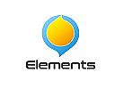 Zeichen, Signet, Logo, Feuer, Flamme, Wasser, Tropfen, Klima, Klempner, Energie, Umwelt