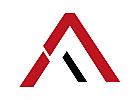 Buchstabe A, Logo