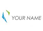 Viele Rechtecke, Pixel Logo