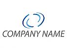 Öko, Ökologie, Zeichen, Skizze, Halbkreise, Wellen, Logo