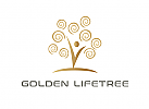 Zeichen, Signet, Logo, Mensch, lebensbaum, Spiralen, Wellness, Physio