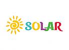 Sonne Logo, Tourismus Logo