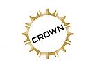 Zeichen, Signet, Logo, Crown, Kronen, Kreis, Gold, Design