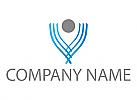 Öko, Zeichen, Skizze, Person, Wappen, Logo