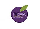 blaubeere logo, marmelade logo, pflanzen logo, frucht logo, obst logo