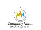 Dreiergruppe, Team, Zeitmanagement,