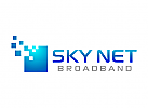 Technologie Logo, Medien Logo, Daten Logo