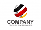 Transport Logo, Welt Logo, Handel Logo