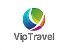 Ökologie Logo,  Umwelt Logo, Tourismus, Reisen, Urlaub Logo