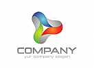 Umwelt Logo, Ökologie Logo, Recycling Logo, Energie Logo