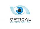 Zeichen, Signet, Logo, Auge, Augenarzt, Optiker