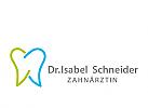 Logo, Zahnarzt-Praxis, Dentallabor
